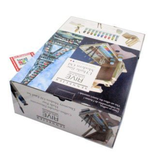 sennelier rive gauche box easel set