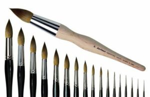Da Vinci Maestro Sable Brushes