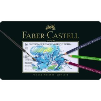 Faber castell watercolour pencil set of 36