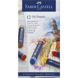 faber castell gold faber oil pastels