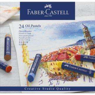 faber castell gold faber oil pastels 24 pack