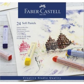 faber castell soft pastels