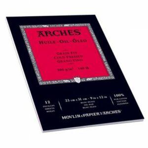 Arches Oil Blocks