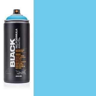 montana black spray paint light blue