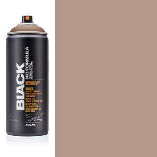 montana black spray paint chocolate