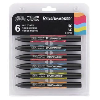 Brush Marker Sets