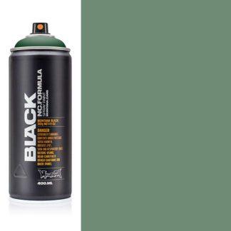 montana black spray paint bank note
