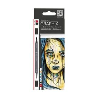 Aqua Pen Graphix Sets