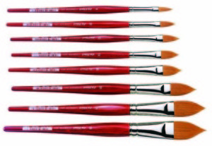 Da Vinci Cosmo Synthetic Brushes