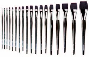 Da Vinci Syntethic Brushes