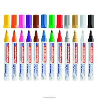 Matt Paint Marker 4000