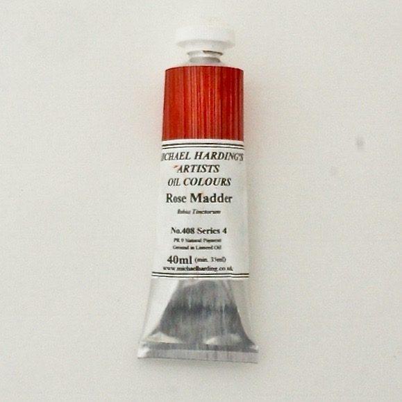 Oil Paint Ml Rose Madder