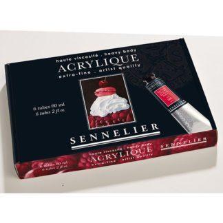 Sennelier Acrylic Sets