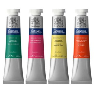 Cotman Watercolour Tubes 21 ml