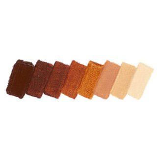 deep ochre schmincke mussini oil paint