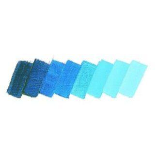 oriental blue schmincke mussini oil paint