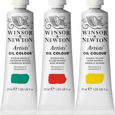 W&N Artist Oils 37ml