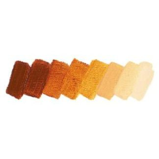 yellow sienna schmincke mussini oil paint